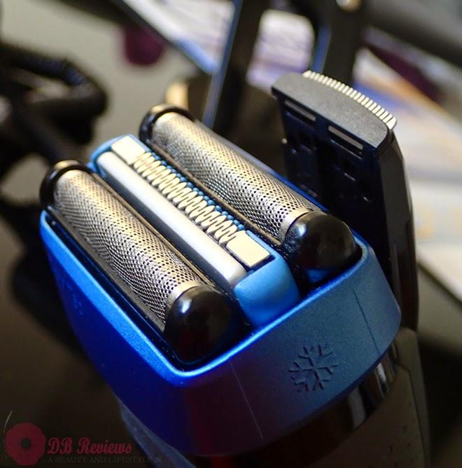Braun °CoolTec White Shaver CTW