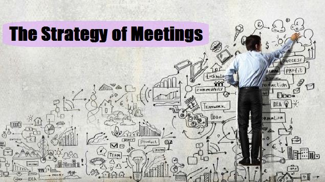 7 Cara Mensiasati Rapat Kantor Yang Paling Baik