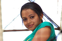 Actress Bhavana Cute still