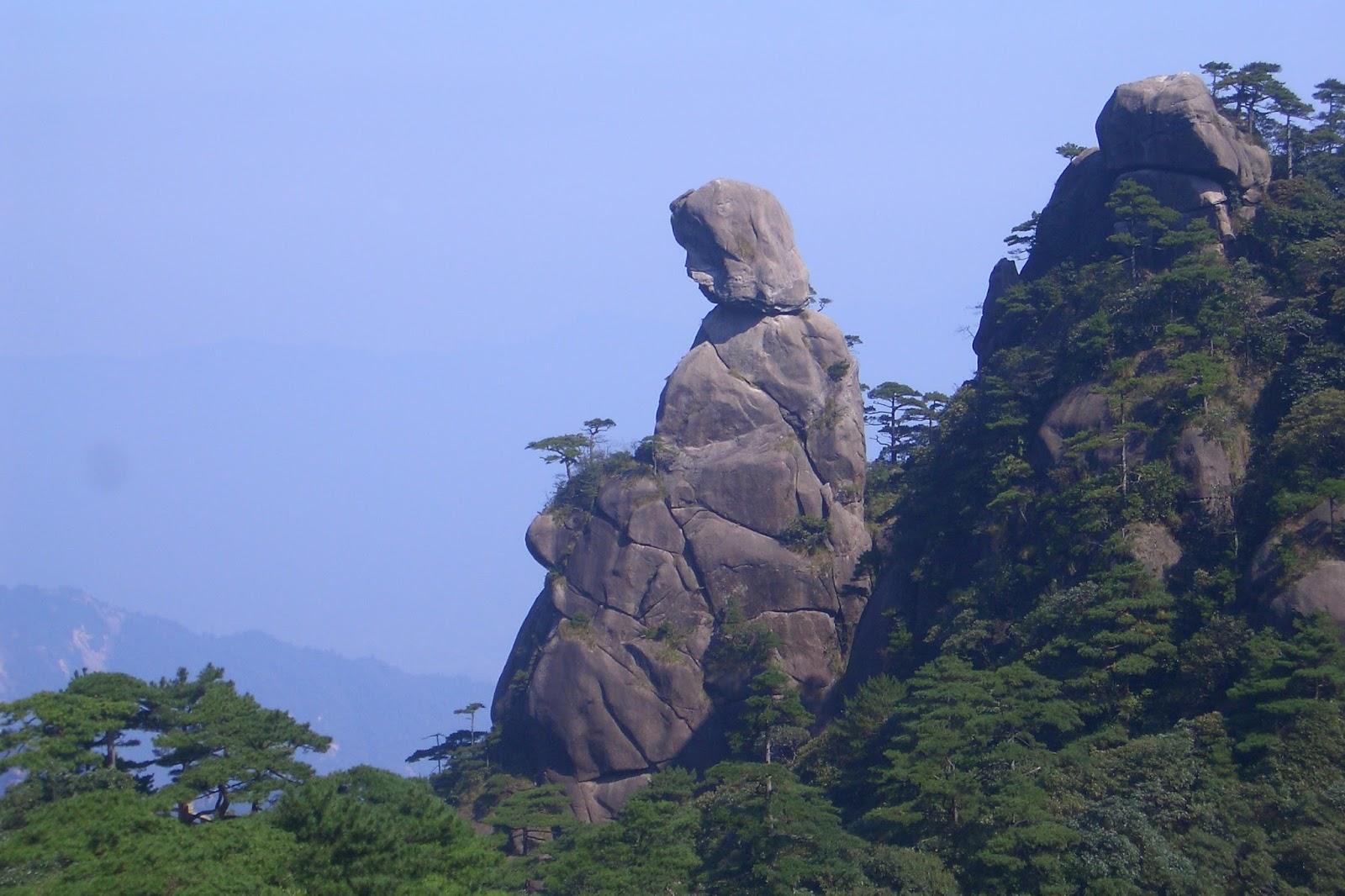 三清山の司春女神
