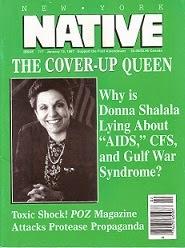 new york native, new york native cover, donna shalala, hhv-6, cfs