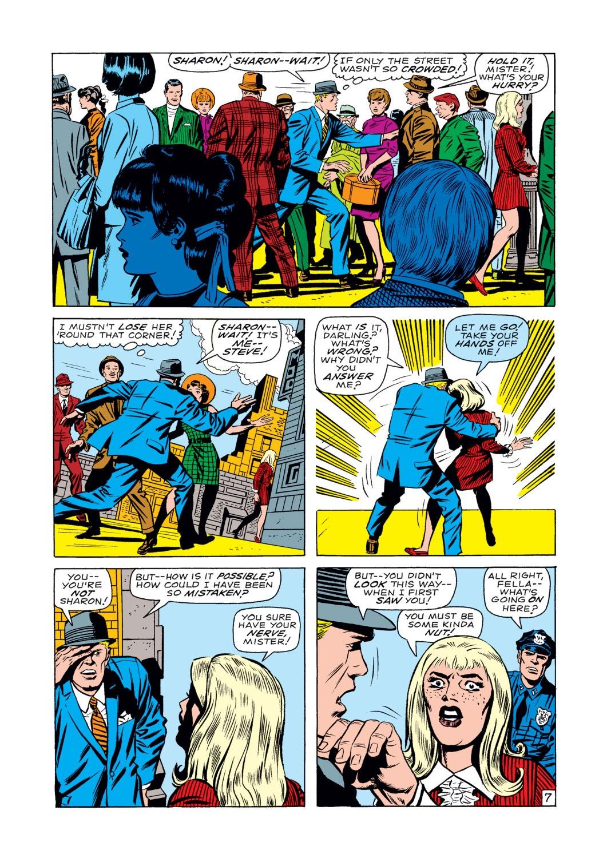 Captain America (1968) Issue #107 #21 - English 8