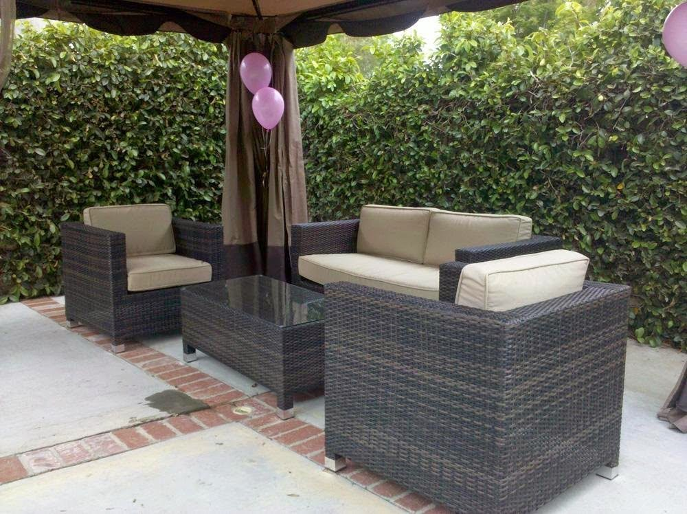 Special Sale % for Kontiki Conversation Sets - Wicker Sofa Sets