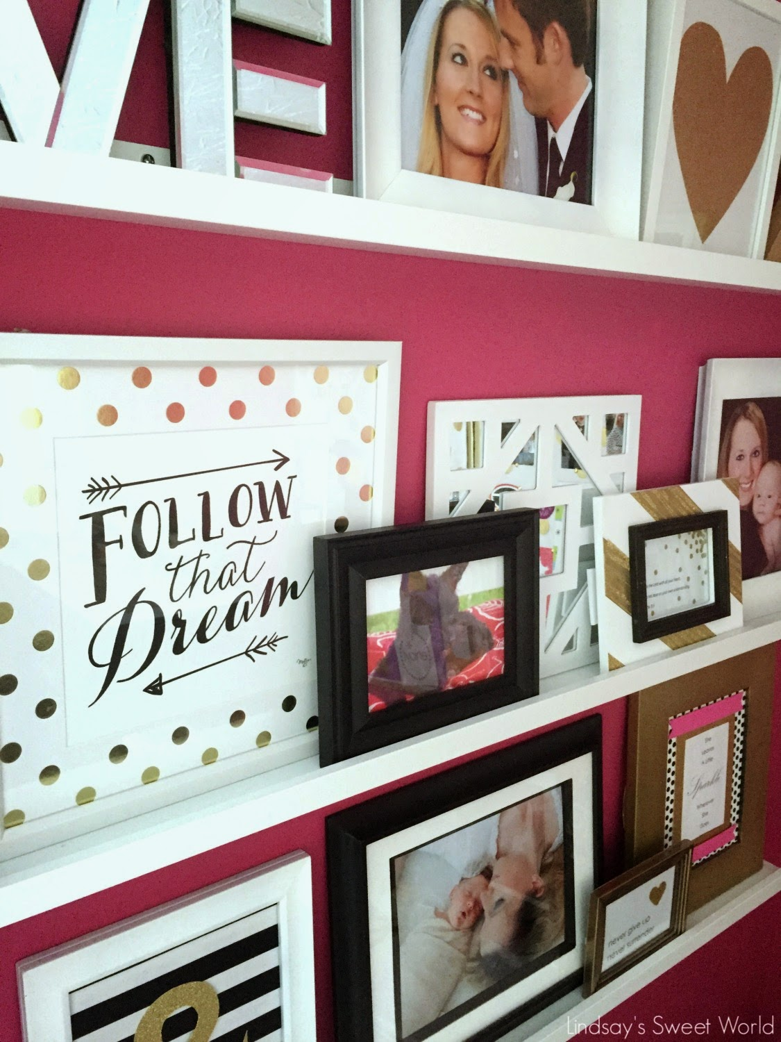 Lindsays sweet world diy timeline gallery wall tell me what were the most significant events in your life that you would include in your timeline gallery wall jeuxipadfo Gallery