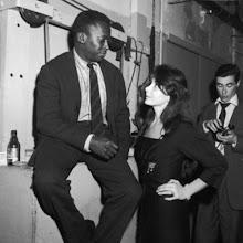 Miles Davis & Juliette Greco
