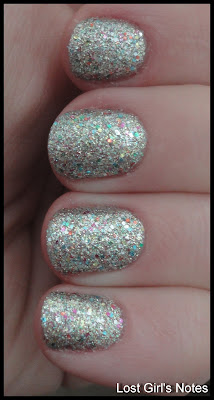 china glaze ray-diant swatches