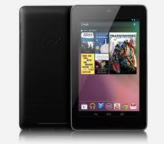 Tablets Nexus 7 Características y Video