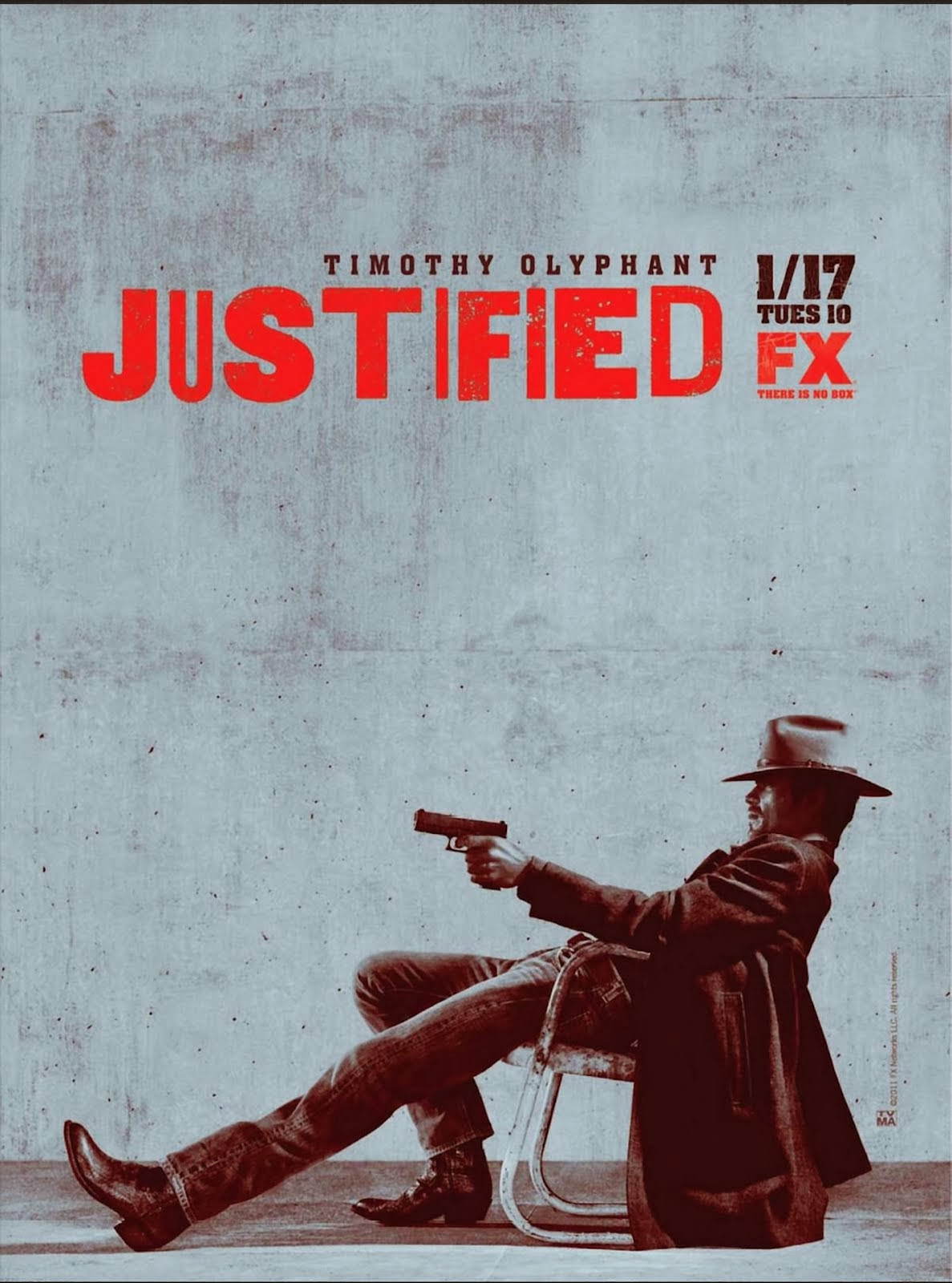 Download - Justified S05E12 - HDTV + RMVB Legendado