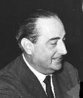 Agustín Pujol (Presidente de la FEDA en 1957)