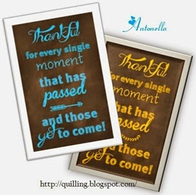 Free Thankful Every Moment Printable