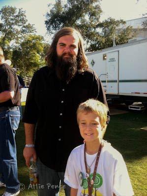 Aidan and Levi