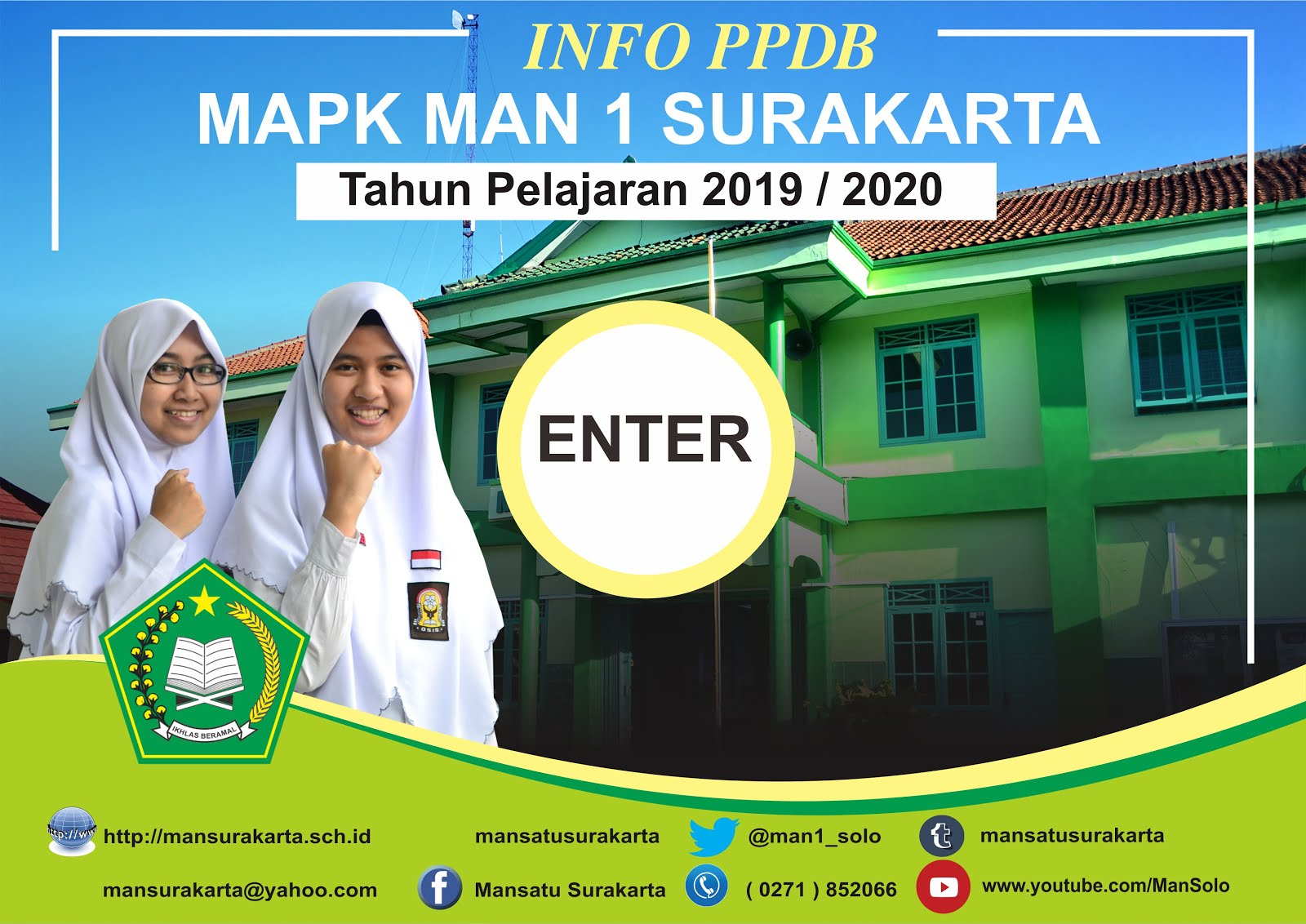 INFO PPDB MAPK SOLO 2019