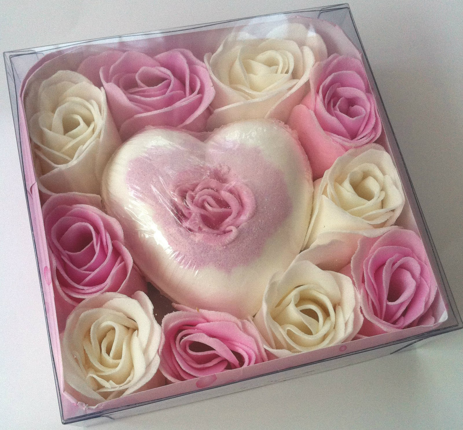 Różane konfetti do kąpieli!