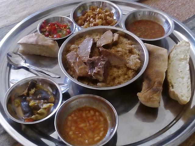 Ägyptisches Essen Hochzeit Ägypten Rezept Fatta