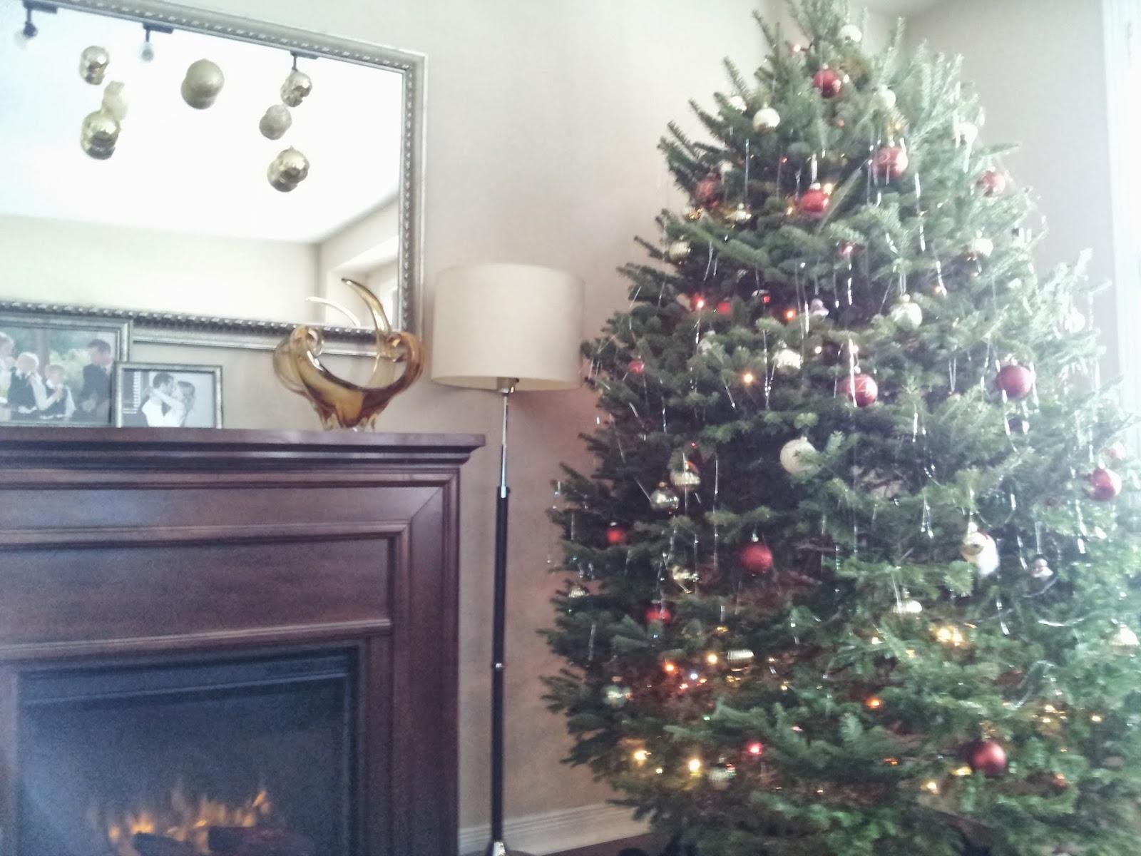 Christmas, tree, decorations, ornaments