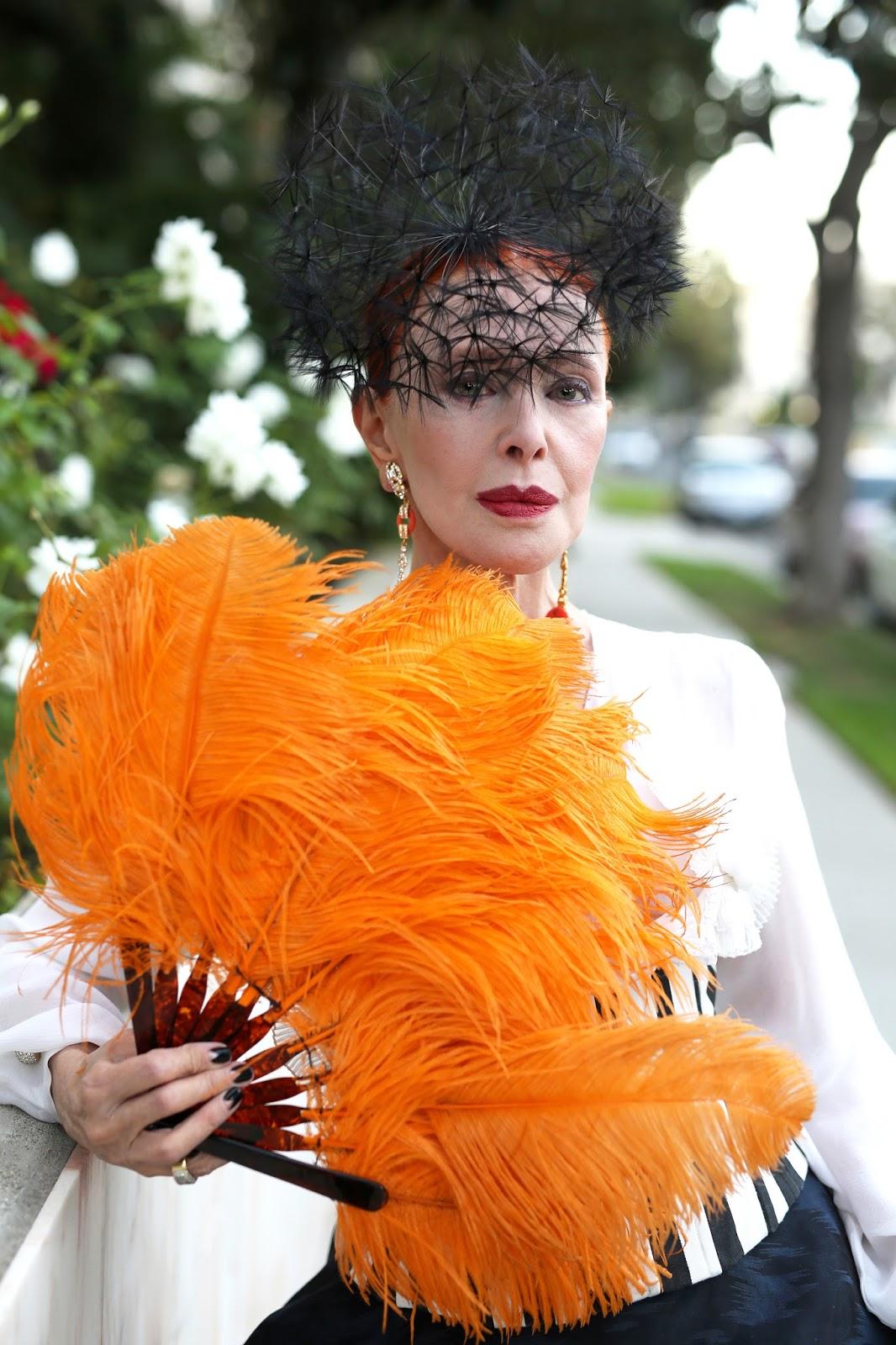 Streetstyle cực chất của những fashionista bô lão ảnh 7