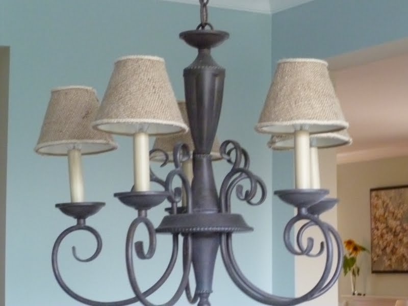 6 Knock Off Pottery Barn Chandelier