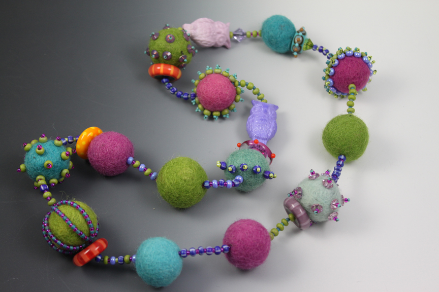 Crafts With Felt Balls