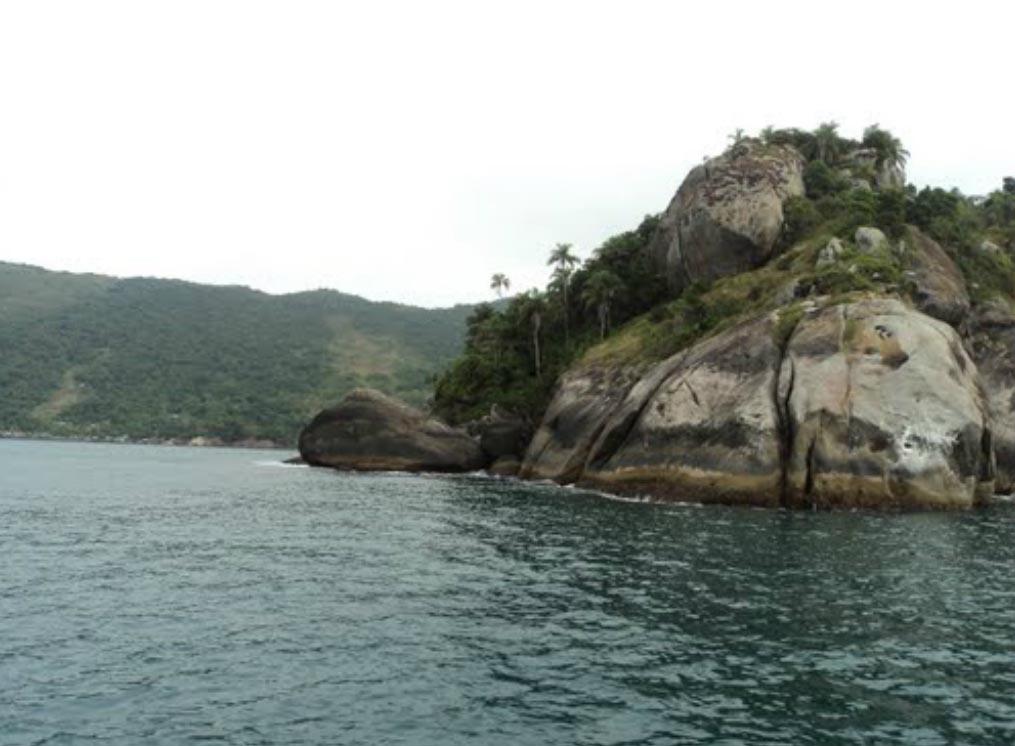 island sea
