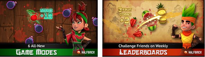 Fruit Ninja v2.3.0 APK DATA