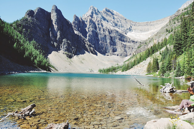 Beautiful Lake Agnes