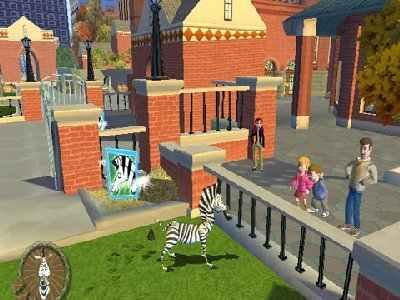 Madagascar 1 PC Game Download Free Full Version