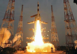India launching Israeli satellite