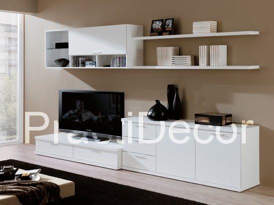 Muebles modulares para tv: pin mueble para tv lcd y kitchen ideas.