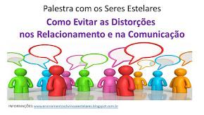 PALESTRA COM OS SERES ESTELARES