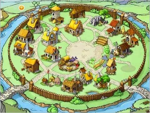 Crea tu imperio desde una aldea en TRAVIAN