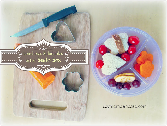 Comidas Saludables Lonchera  Bento Box