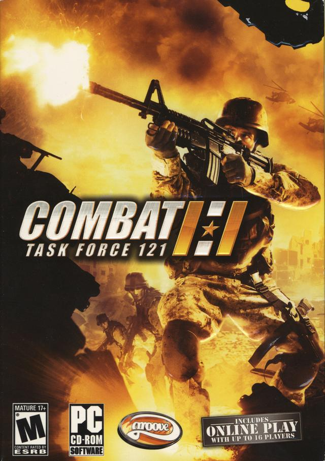 descargar Combat Task Force 121 pc full español 1 link por