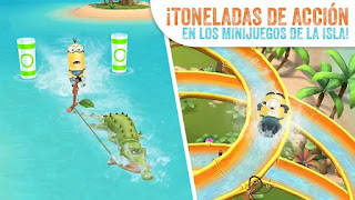 Minions Paradise™ v6.1.2350 APK Mega Mod