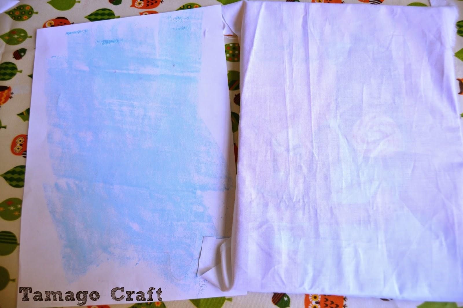 Tamago craft tutorial vagamente pasquale - Foglio colore coniglietto pasquale ...