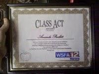 WSFA Class Act Award