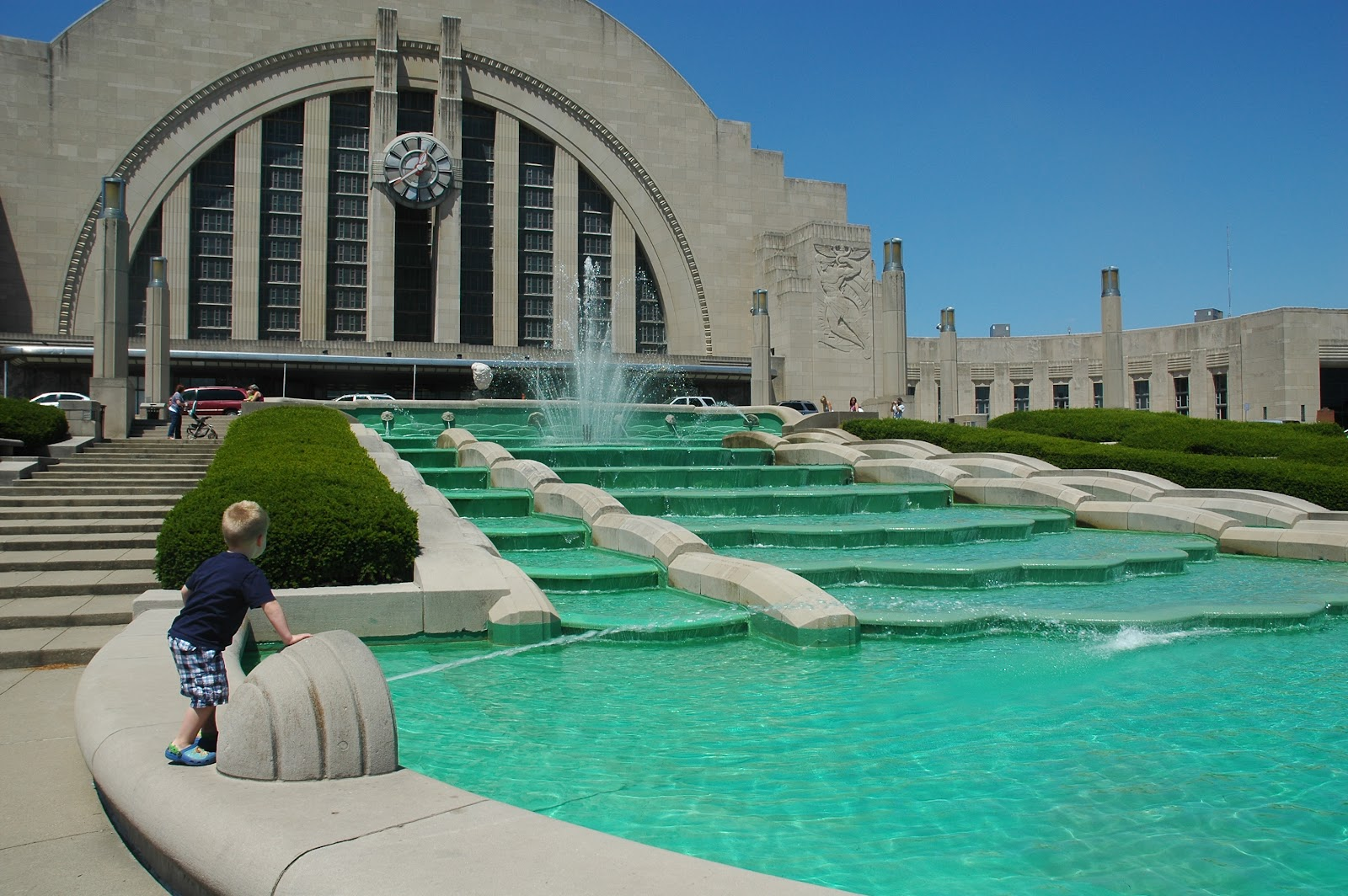 Barbbblog union terminal Museums in cincinnati ohio