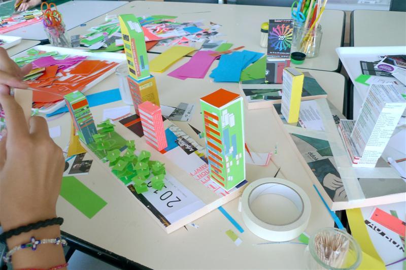 Des pieds a la tete architecture et pedagogie a lille octobre 2012 - Architecture pour enfants ...