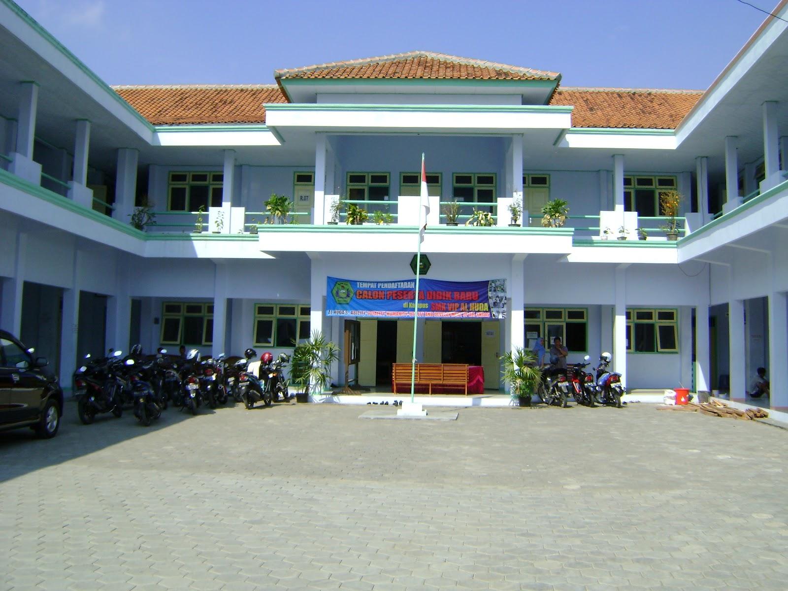 Gedung Sekolah | Artikel SMK VIP AL HUDA