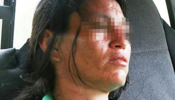 Yoliberth del Carmen Pereira, de 34 años