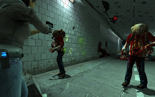 Half Life 2 Game Monsters
