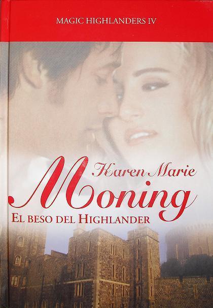 El highlander oscuro de Karen Marie Moning - Libros Gratis XD