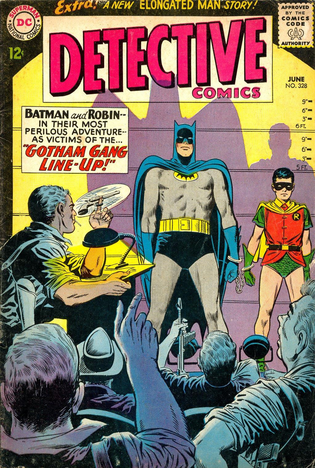 Detective Comics (1937) 328 Page 1