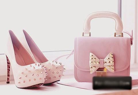 Chaussure pour femme voilée