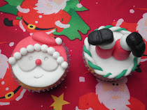 Tutorial Cupcakes Navidad