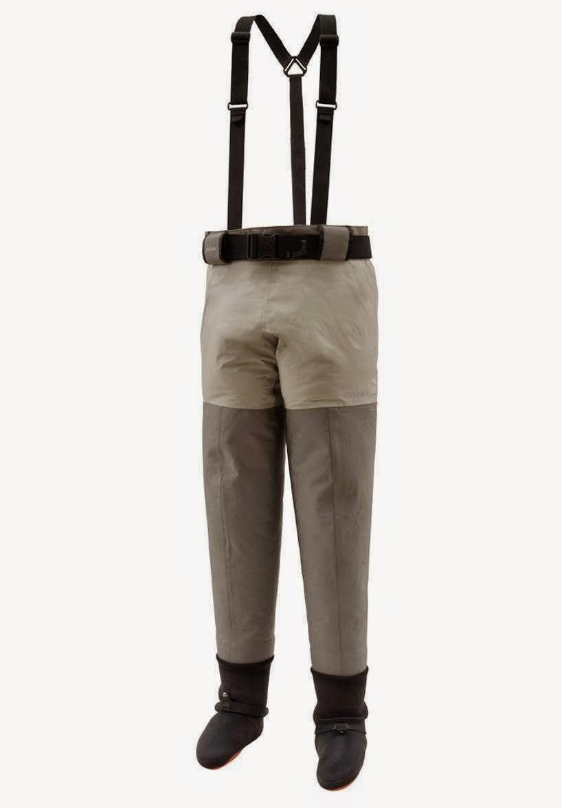 Current seams simms headwaters convertible waders review for Simms fishing waders