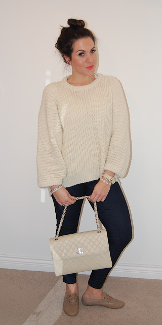 The perfect knit sweater from Vancouver's Board of Trade Co.