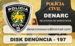 DELEGACIA DE NARCÓTICOS DE MOSSORÓ