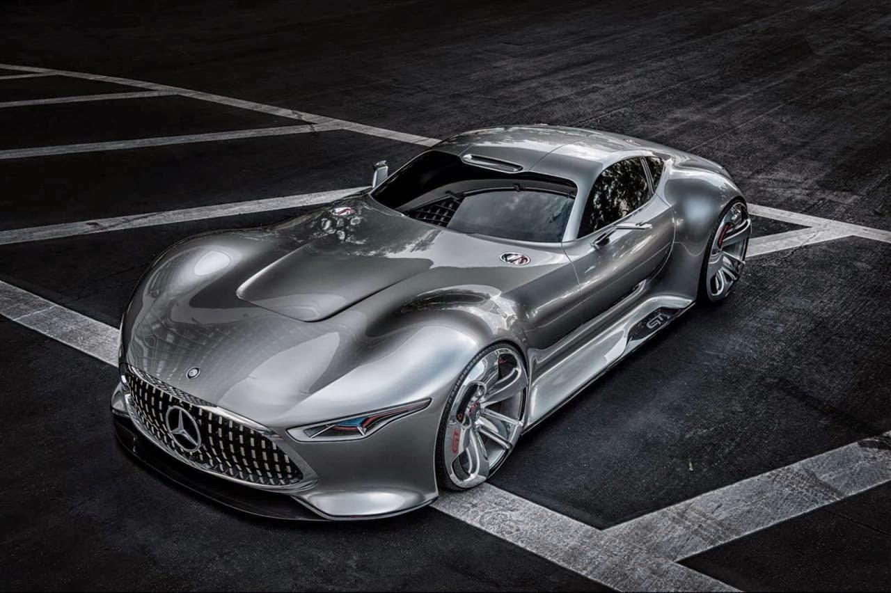 A v t o s v e t n o v i c e mercedes benz amg vision for Mercedes benz amg vision gt
