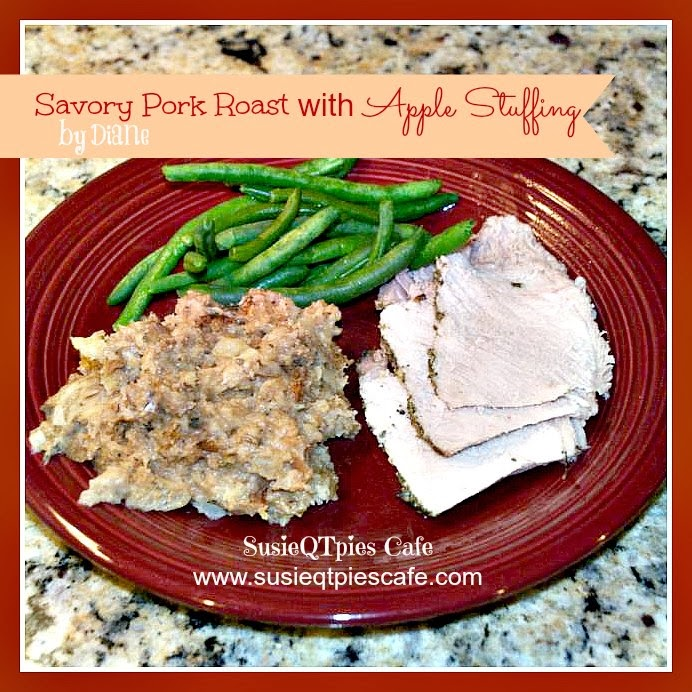 pork roast and apple recipes