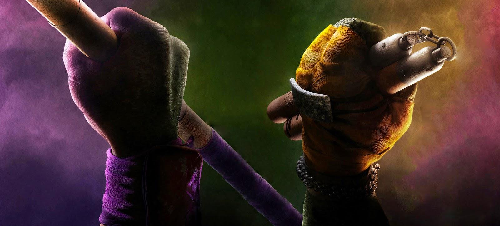 As Tartarugas Ninja | Comercial legendado e imagens inéditas com Megan Fox e Will Arnett